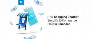 Shopping Chatbot Memudahkan Website E-Commerce Selama Ramadan