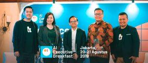 AI Executive Breakfast: Bagaimana Conversational AI Meningkatkan Performa Bisnis