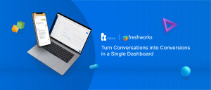 Kata.ai x Freshworks: Turn Conversations into Conversions in a Single Dashboard