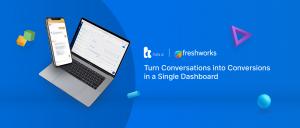 Kata.ai x Freshworks: Mengubah Percakapan Menjadi Konversi dalam Satu Dashboard