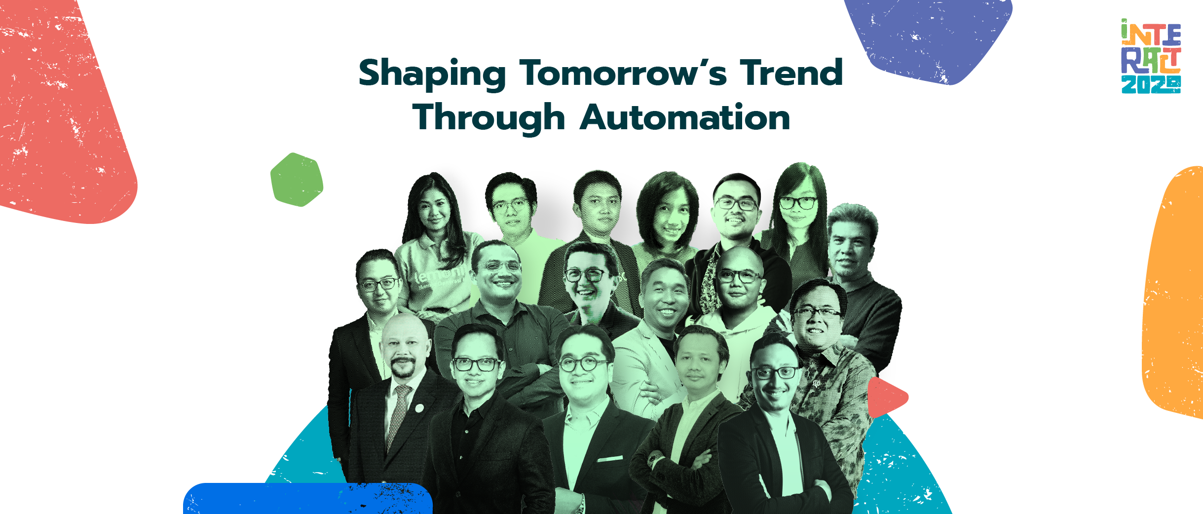 INTERACT 2020: Shaping Tomorrow's Trend Through Automation