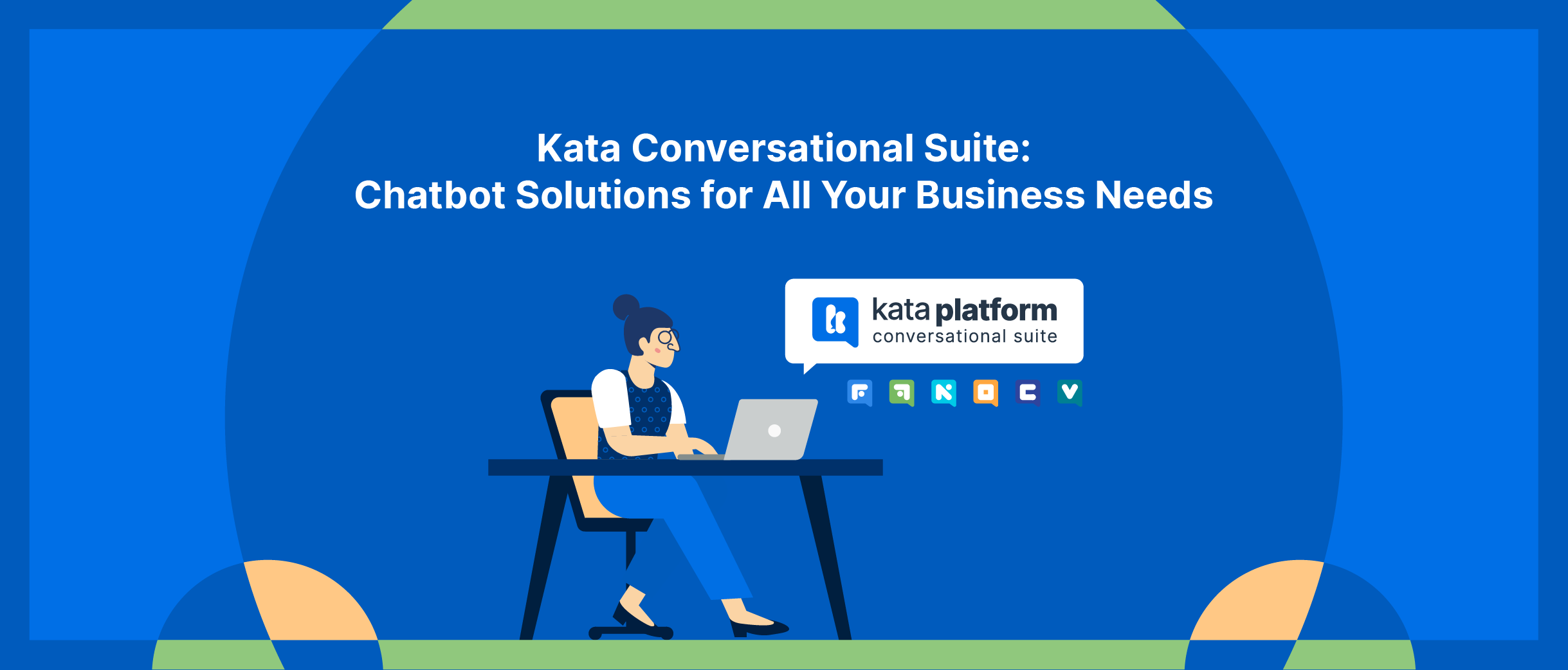 Kata Conversational Suite: Chatbot Solutions for All Your Business Needs